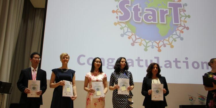 StarTissa palkittuja opettajia aiemmalta kaudelta